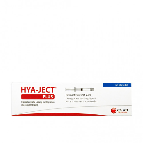 Hya-Ject Plus (1 x 2 ml)