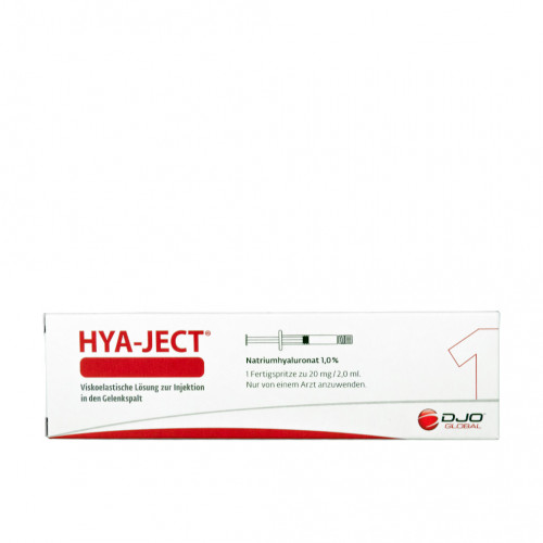 Hya-Ject (1 x 2 ml)