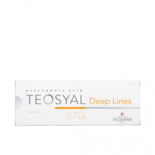 Teosyal Deep Lines (2 x 1 ml)