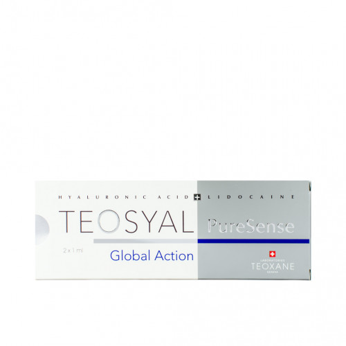 Teosyal PureSense Global Action (2 x 1ml)