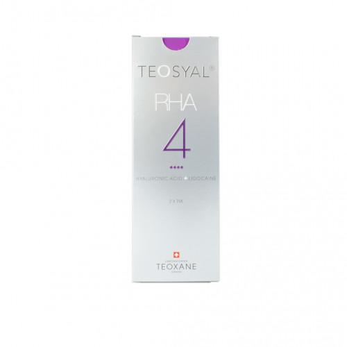 Teosyal RHA 4 mit Lidocain (2 x 1 ml)