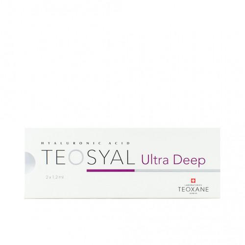 Teosyal PureSense Ultra Deep (2 x 1,2 ml)