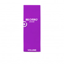 Belotero Volume mit Lidocain (2 x 1 ml)