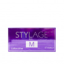 Stylage M mit Lidocain (2 x 1 ml)