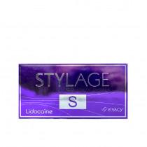 Stylage S Lidocain (2 x 0,8 ml)