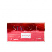 Stylage Special Lips mit Lidocain (1 x 1 ml)